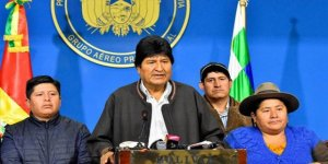 Bolivya'daki Karışıklık Morales'in Geri Adım Atmasıyla Giderilebildi mi?