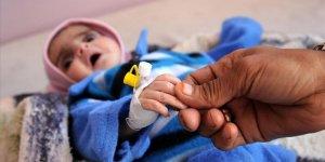 UNICEF: Yemen'de 12 Milyon Çocuk Acil Yardıma Muhtaç