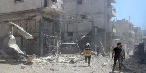 Suriyeli Mültecilerin Dönüşünü Umanlar Varil Bombalarına Ne Diyorlar?