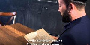 Çin Zindanlarında Kalan Doğu Türkistanlı Müslüman Türk