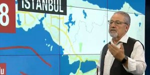 'Gözümüz Kulağımız Bu Fayda; Kırılırsa En Az 7.2 Büyüklükte Deprem Üretir'