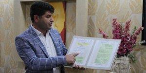 HDP'li Eski Vekil Mehmet Ali Aslan, Whatsapp Mesajlarını Göstererek Partisinden İstifa Etti