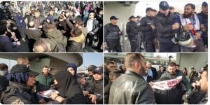 Ankara'da Eylem Yapan Furkan Vakfı Üyelerine Müdahale: 21 Gözaltı