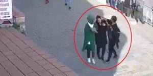Karaköy'de Başörtülü Kadına Saldırının İddianamesi Kabul Edildi