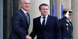 Macron: Türkiye, Suriye'de Oldu Bitti Yapıp, Aynı Zamanda NATO'dan Destek Bekleyemez