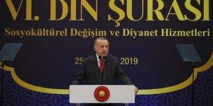 Cumhurbaşkanı Erdoğan: 'İslam Bize Göre Değil, Biz İslam'a Göre Hareket Edeceğiz'