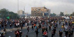 Irak'ın Zikar Vilayetindeki Gösterilerde 25 Kişi Öldü, 157 Kişi Yaralandı