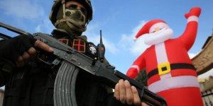Iraklı Hıristiyanlar Protestocularla Dayanışma İçin Yıl başını Kutlamayacak
