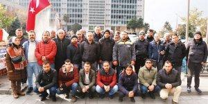 İşçiler 100. Günde Haklarını Aramaya Devam Ediyor