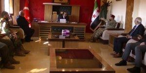 Suriye Geçici Hükumeti Halka Resuleyn'e Dönme Çağrısı Yaptı
