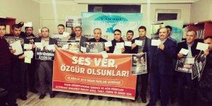 Vanlı STK'lardan İnsan Hakları Günü Açıklaması