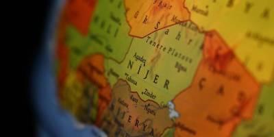 Nijer'de Fransız Askerlerinin Ülkeden Ayrılması İçin Gösteri Düzenlendi