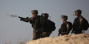 İşgal Güçleri Batı Şeria'da İki Filistinli İşçiyi Yaraladı