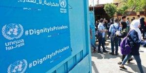 Katar'danUNRWA'ya20,7 Milyon Dolarlık Yardım