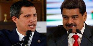 Venezuela LideriMaduroMuhalif LiderGuaidoİçin Tutuklama Emri Çıkarttı