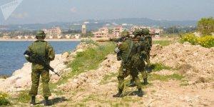 Rusya-Esed İkilisi Türkiye'ye Mesaj Verircesine Doğu Akdeniz'de Ortak Tatbikata Girişti