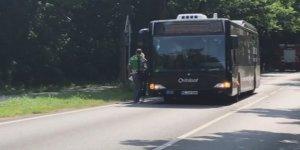 Almanya'da Faşist Şoförün Görevine Son Verildi