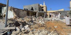 Libya'da Bir Kent Daha Trablus'u Savunma Seferberliğine Katıldı