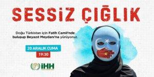 İstanbul'da Doğu Türkistan'a Destek Yürüyüşü Düzenlenecek