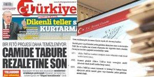 'Allah Korkusu' Haberine Sesi Çıkmayan Gazete: Türkiye Gazetesi