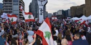 Meydanlara Akın Eden Lübnanlılar Hizbulesed'e Yakın Hasan Diab'ın Başbakan Yapılmasına İsyan Etti!