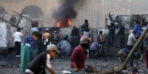 Irak'ta Gösterilere Katılan 26AktivistSuikast Sonucu Öldürüldü