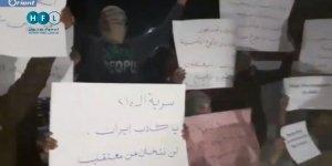 DeraHalkındanİdlib'leDayanışma Eylemi