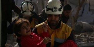 Suriye'de 979 İnsani Yardım Çalışanı Katledildi