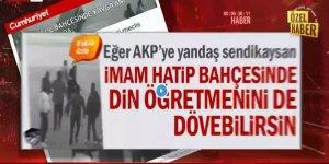 Hızırbey İmam Hatip Ortaokulu Müdürü Ali Rıza Çelik Kemalistlerin Hedefinde!