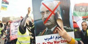 Darbeci Hafter'in 'Savaş Suçlusu' İlan Edilmesi Talep Edildi