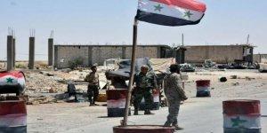 Der'a'da Rejim Güçlerine Bombalı Taarruz