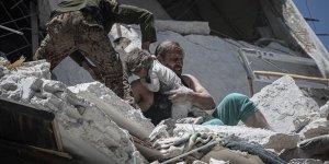 Suriye'de 2019'da 3 Bin 364 Sivil Katledildi
