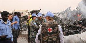 Sudan'da Askeri Uçak Düşmesi Sonucu 18 Kişi Öldü