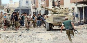 Sirte'ye İlerleyen Hafter Güçleri Püskürtüldü