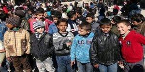 Esed Rejimi Şam'da 50'den Fazla Çocuğu Tutukladı