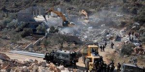 İşgalciler 2019'da Batı Şeria ve Doğu Kudüs'te Filistinlilere Ait 521 Evi Yıktı
