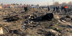 İran'dan 'Yolcu Uçağı Füzeyle Düşürüldü' İddiasına Yalanlama