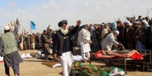 """Taliban: """"ABD 2019'da Afganistan'da 5400 Sivil Öldürdü 102 Cami Yıktı"""""""