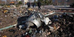 İran'da Düşen Ukrayna Uçağının Kara Kutu Görüntüleri Paylaşıldı