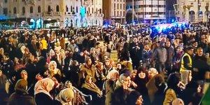 Trablus veMısrata'daCuma GösterileriDüzenlendi