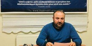 """Sivas Özgür-Der'de""""Fıkıhtan Faşizme"""" Kitabı Değerlendirildi"""