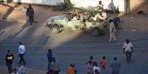 Sudan'da Silahlı İsyan