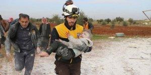 Esed Jetlerinin Bombaladığı Binanın Altında Kalan Çocuk Böyle Kurtarıldı