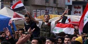 Bağdat'ta 2 Gösterici Hayatını Kaybetti