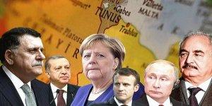 Libya Üzerinde Nüfuz Mücadelesi ve Berlin Konferansı