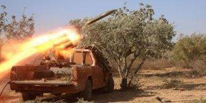 Direnişçiler İdlib'e Saldıran Esed Güçlerini Püskürttü