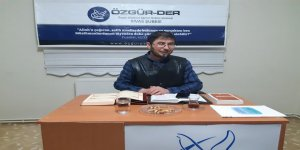 Sivas Özgür-Der'de Alak Suresi İşlendi