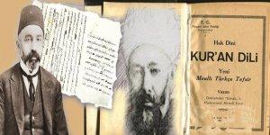 'Atatürk Kur'an'ı Tercüme Ettirdi Diyen Zihniyet Boşuna Uğraşmasın'