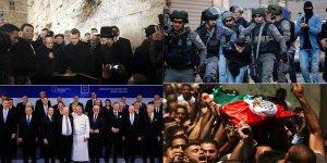Filistin'de Siyonist İşgalden Kaynaklanan Holokost Bitmedi, Devam Ediyor