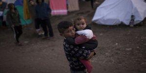 Yunanistan'da Mülteci Çocuklar Ciddi Sağlık Sorunları Yaşıyor